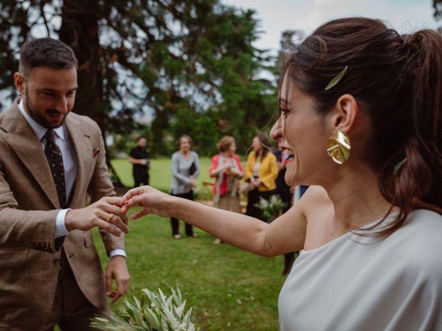La boda de Gonzalo y María en Gijón, Asturias 43