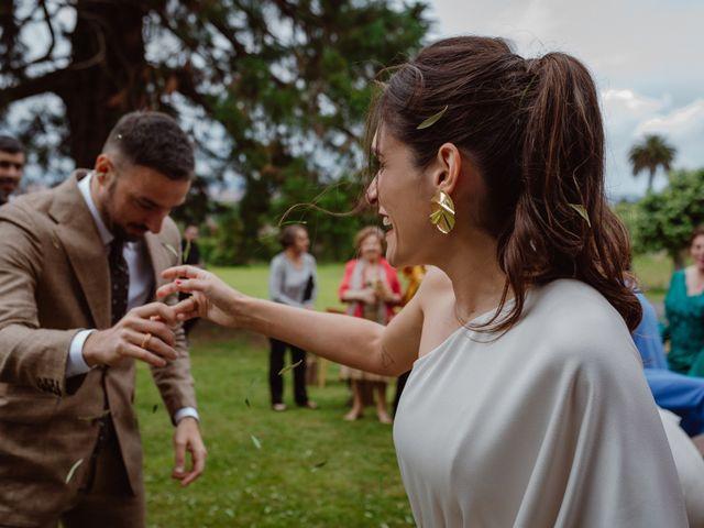 La boda de Gonzalo y María en Gijón, Asturias 44