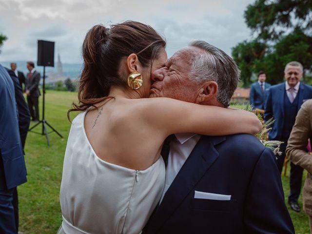 La boda de Gonzalo y María en Gijón, Asturias 45