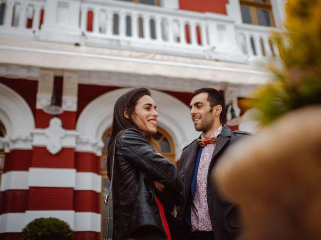 La boda de Gonzalo y María en Gijón, Asturias 73