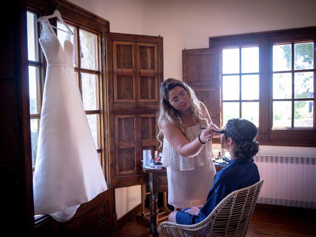 La boda de Dani y Cristina en Igualada, Barcelona 6
