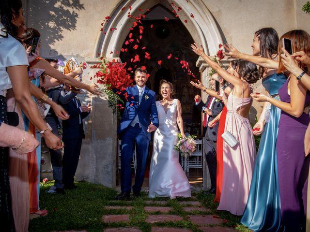 La boda de Dani y Cristina en Igualada, Barcelona 26