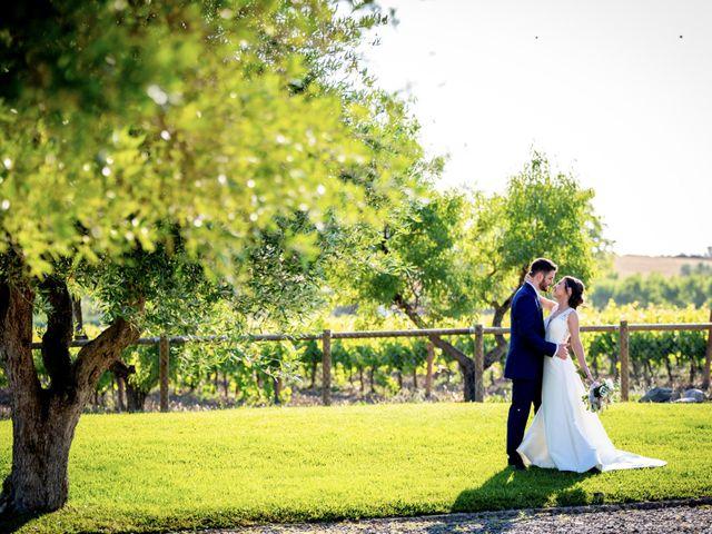 La boda de Dani y Cristina en Igualada, Barcelona 30