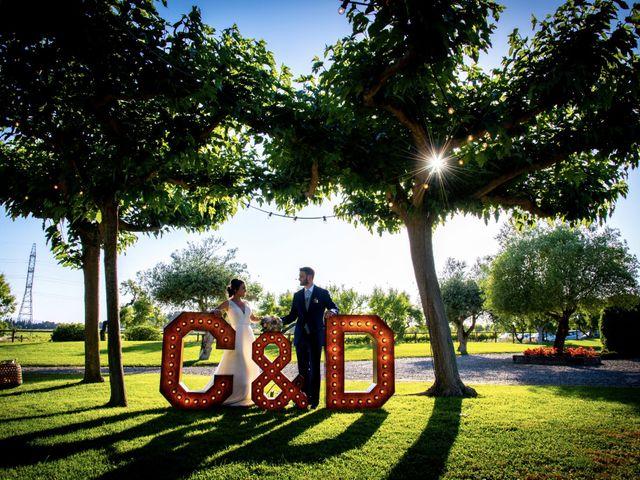 La boda de Dani y Cristina en Igualada, Barcelona 35