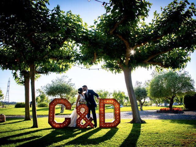 La boda de Dani y Cristina en Igualada, Barcelona 36