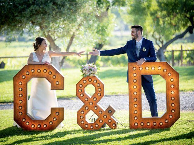 La boda de Dani y Cristina en Igualada, Barcelona 37