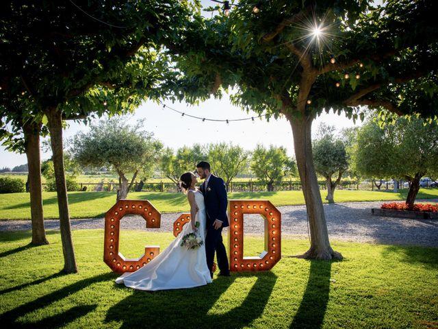 La boda de Dani y Cristina en Igualada, Barcelona 39