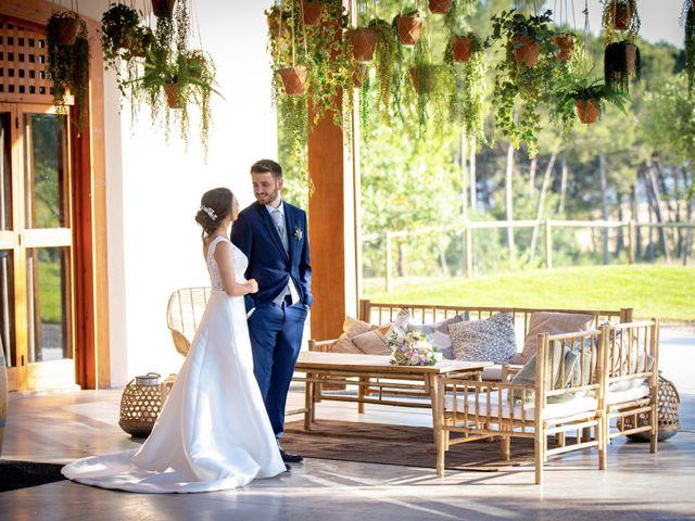 La boda de Dani y Cristina en Igualada, Barcelona 40