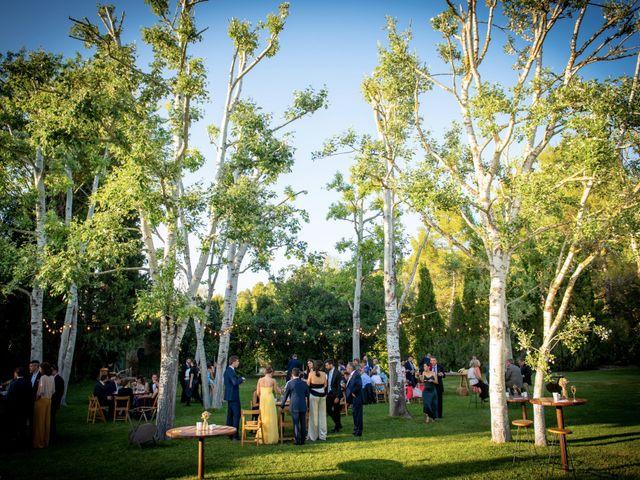 La boda de Dani y Cristina en Igualada, Barcelona 44
