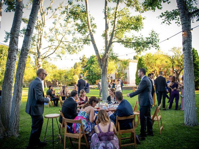 La boda de Dani y Cristina en Igualada, Barcelona 46