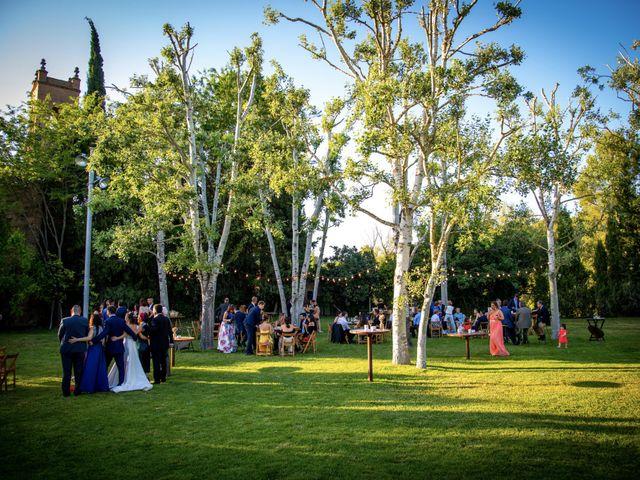 La boda de Dani y Cristina en Igualada, Barcelona 47