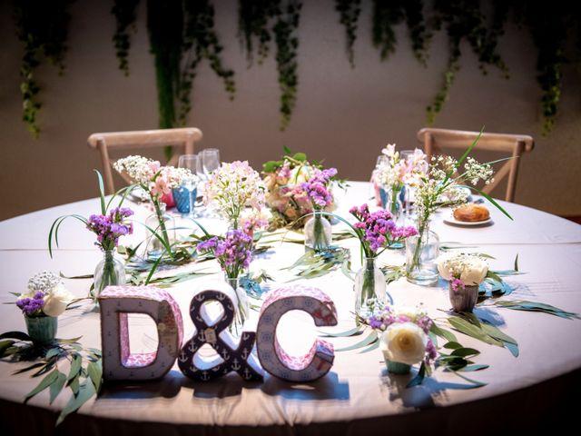 La boda de Dani y Cristina en Igualada, Barcelona 50