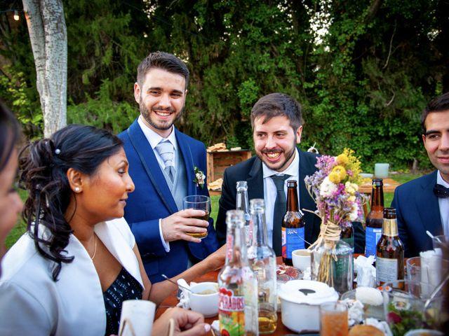 La boda de Dani y Cristina en Igualada, Barcelona 52