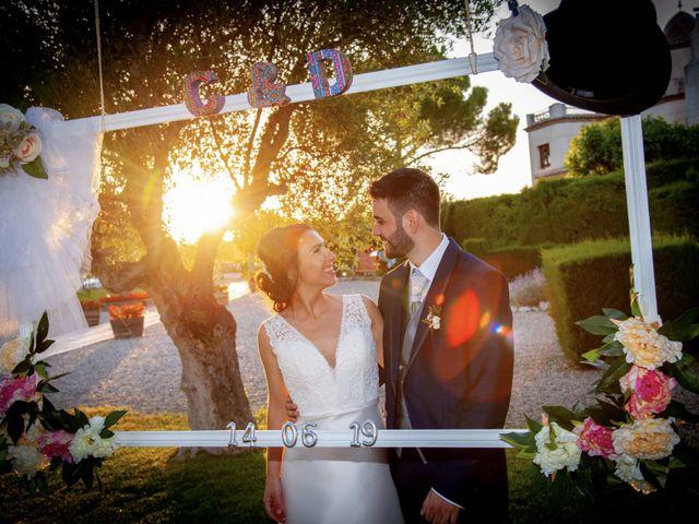 La boda de Dani y Cristina en Igualada, Barcelona 54