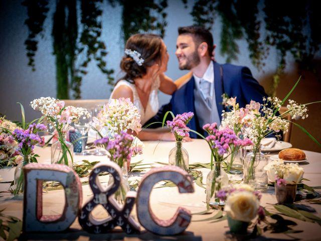 La boda de Dani y Cristina en Igualada, Barcelona 55