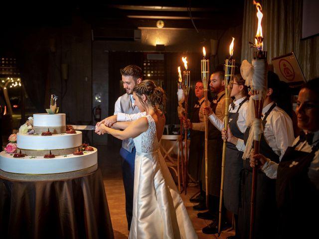 La boda de Dani y Cristina en Igualada, Barcelona 62