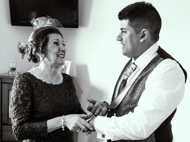 La boda de Lídia y Iván en Alora, Málaga 11