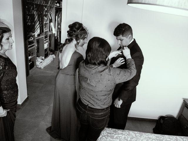 La boda de Lídia y Iván en Alora, Málaga 13