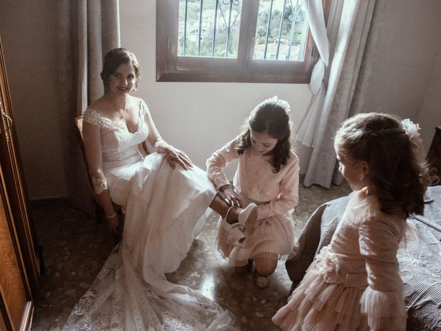 La boda de Lídia y Iván en Alora, Málaga 43