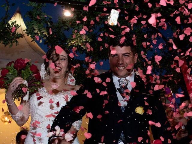 La boda de Lídia y Iván en Alora, Málaga 85