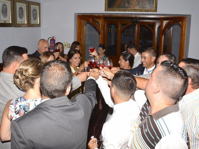 La boda de Vane y Fran  en Guimar, Santa Cruz de Tenerife 4