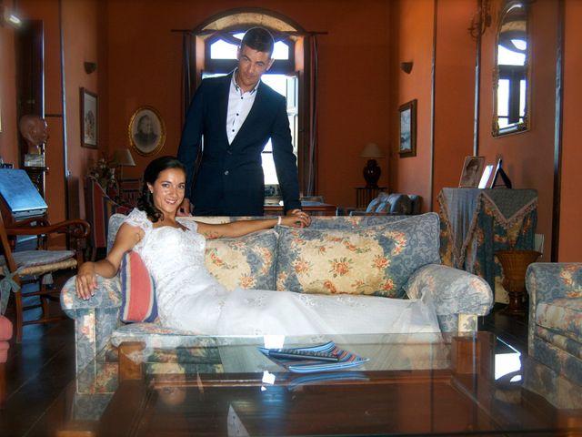 La boda de Vane y Fran  en Guimar, Santa Cruz de Tenerife 5