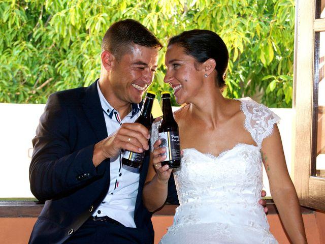La boda de Vane y Fran  en Guimar, Santa Cruz de Tenerife 2