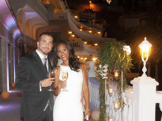 La boda de Nicole y Pedro