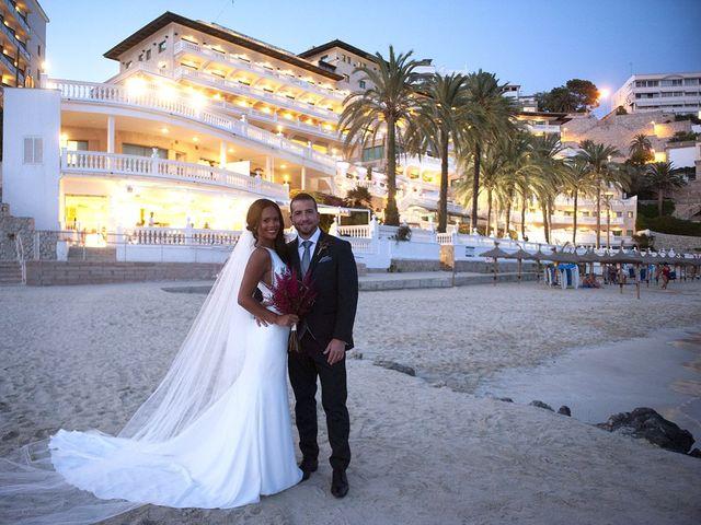 La boda de Pedro y Nicole en Palma De Mallorca, Islas Baleares 9