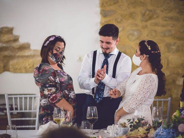 La boda de Carolina y Álvaro