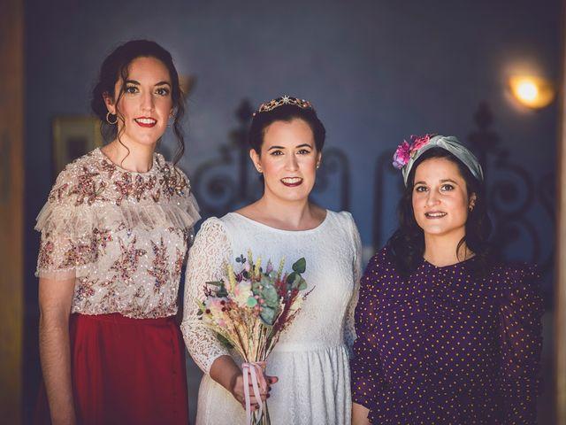 La boda de Álvaro y Carolina en Osuna, Sevilla 1