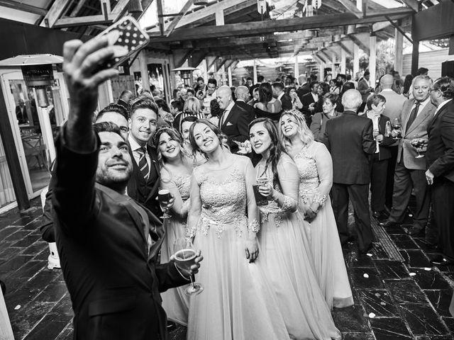 La boda de Nacho y Marisa en Torre Del Mar, Málaga 16
