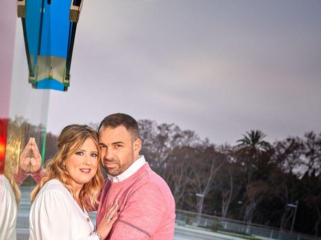 La boda de Nacho y Marisa en Torre Del Mar, Málaga 24
