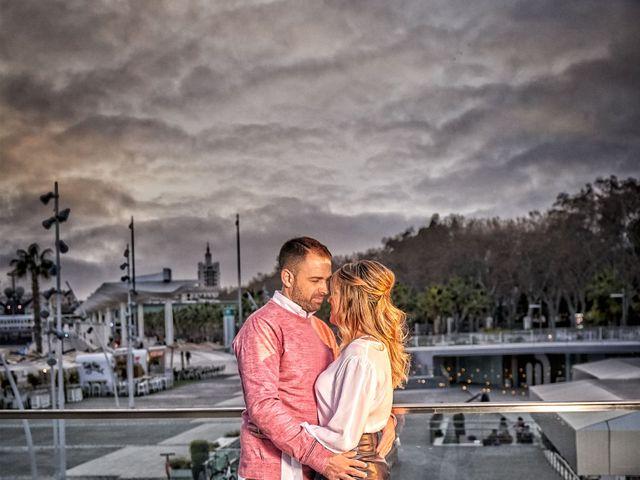 La boda de Nacho y Marisa en Torre Del Mar, Málaga 26