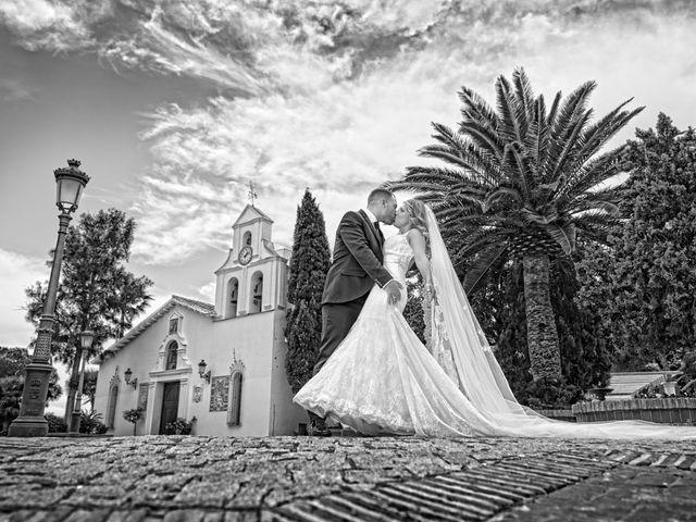 La boda de Nacho y Marisa en Torre Del Mar, Málaga 34