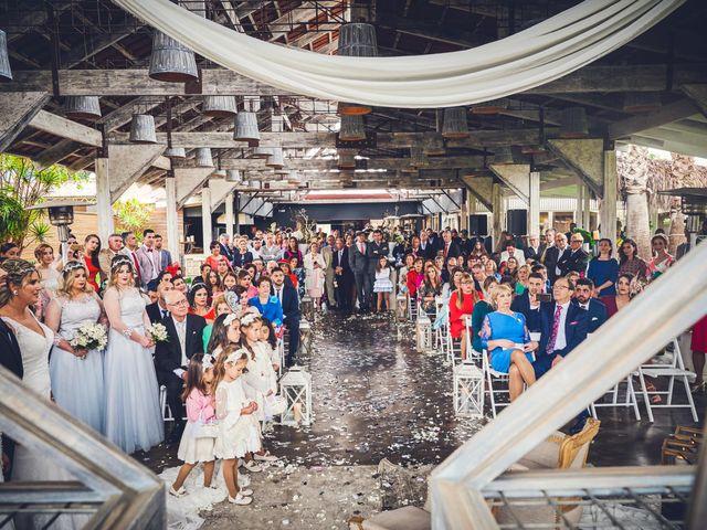 La boda de Nacho y Marisa en Torre Del Mar, Málaga 41