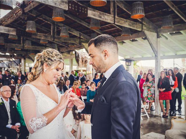La boda de Nacho y Marisa en Torre Del Mar, Málaga 43