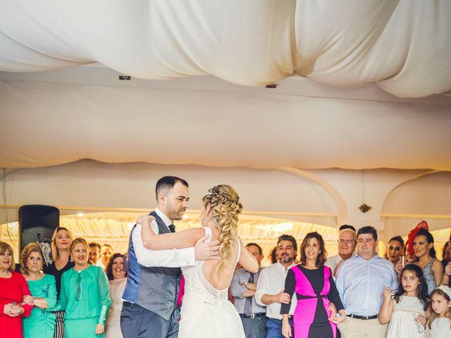 La boda de Nacho y Marisa en Torre Del Mar, Málaga 49