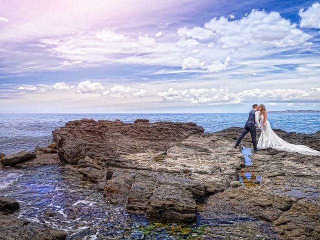 La boda de Nacho y Marisa en Torre Del Mar, Málaga 54