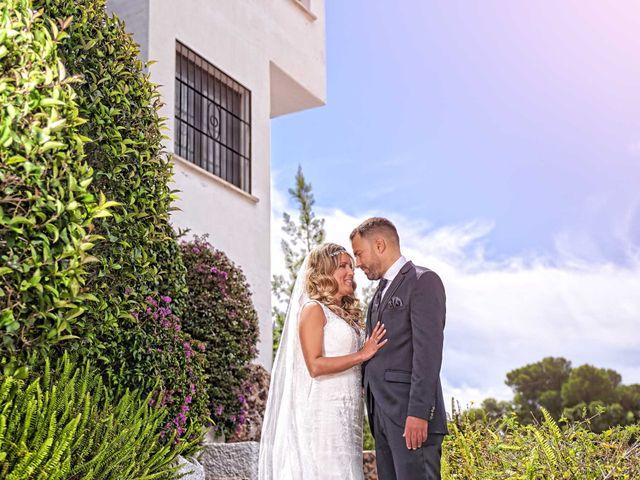 La boda de Nacho y Marisa en Torre Del Mar, Málaga 62