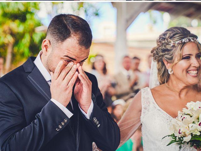 La boda de Nacho y Marisa en Torre Del Mar, Málaga 74