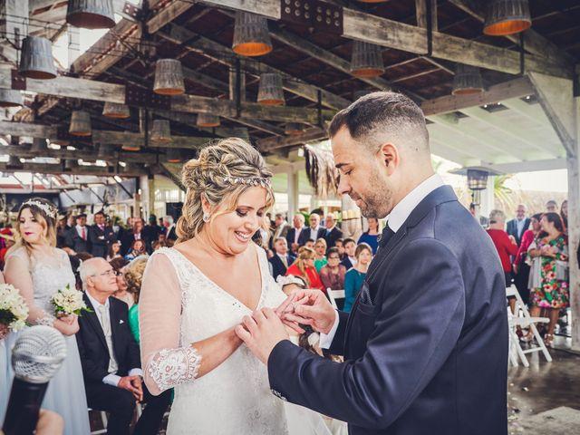 La boda de Nacho y Marisa en Torre Del Mar, Málaga 80