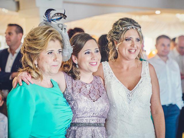 La boda de Nacho y Marisa en Torre Del Mar, Málaga 85