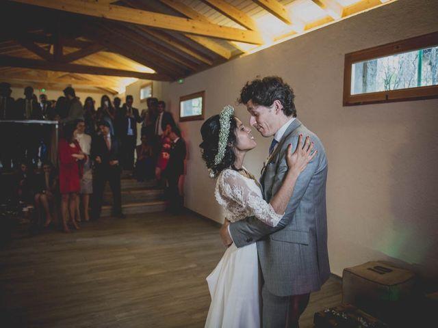 La boda de Joyti y Alejandro