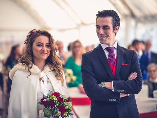 La boda de Jorge y Laura