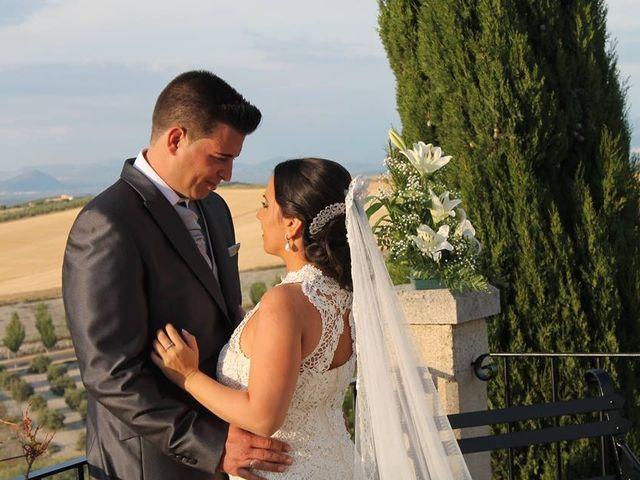 La boda de David y Mercedes en Alameda, Málaga 1