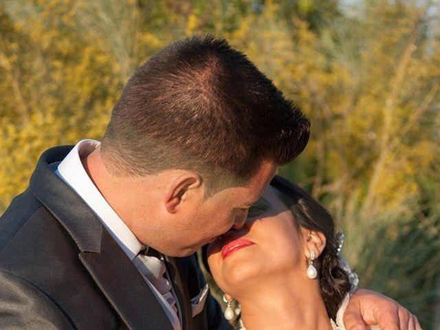 La boda de David y Mercedes en Alameda, Málaga 4