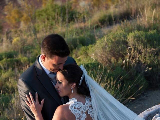 La boda de David y Mercedes en Alameda, Málaga 6