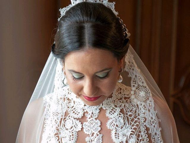 La boda de David y Mercedes en Alameda, Málaga 7
