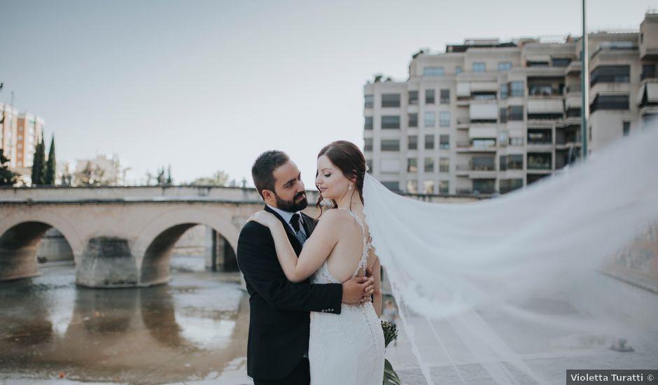 La boda de Juan y Rosa en Granada, Granada
